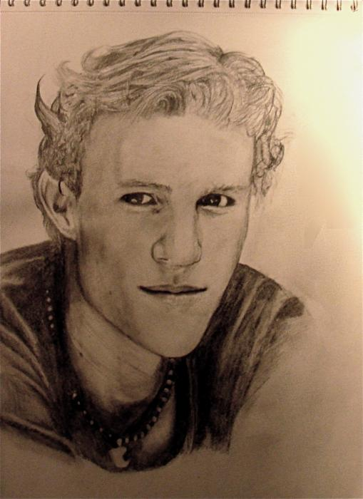 Heath Ledger par maudvreeburg